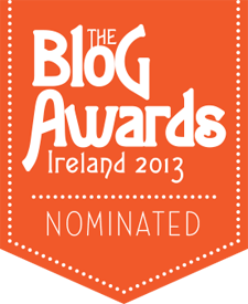 The Blog Awards 2013