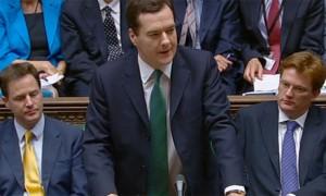 George-Osborne-delivers-budget-speech