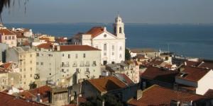 Lisbon and Sea