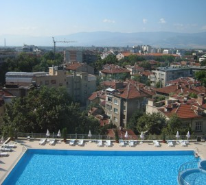 Bulgarian property with pool