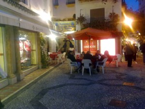 Marbella Vacancy in Orange Square