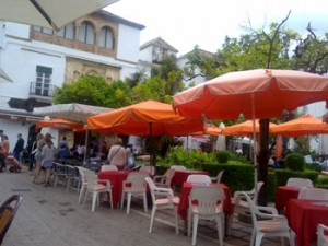 Orange Square, Marbella