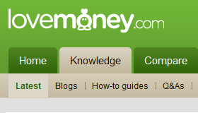 LoveMoney.com Logo