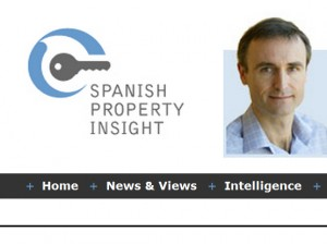 Spanish Property Insight Logo with Mark Stucklin Pic
