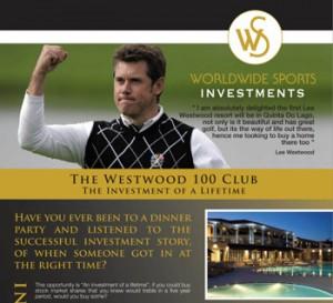 The Westwood 100 Club
