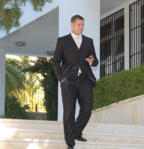 Darragh MacAnthony appears in Court in Malaga