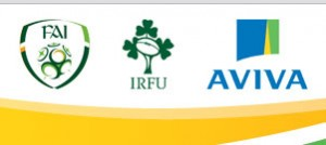 Aviva - Sponsors of the Irish Soccer Stadium