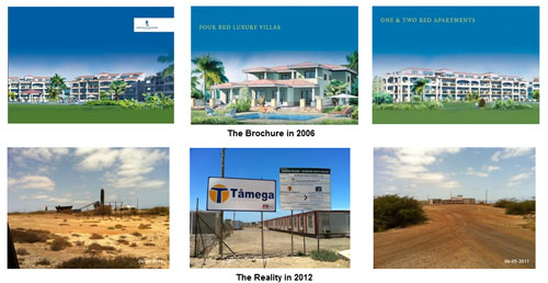 Murdeira Beach Development in Sal, Cape Verde