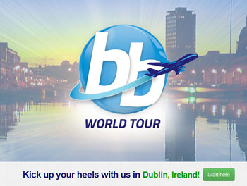 Banners Broker World Tour