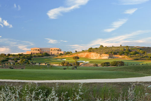 Algarve Family Golf  Holidays