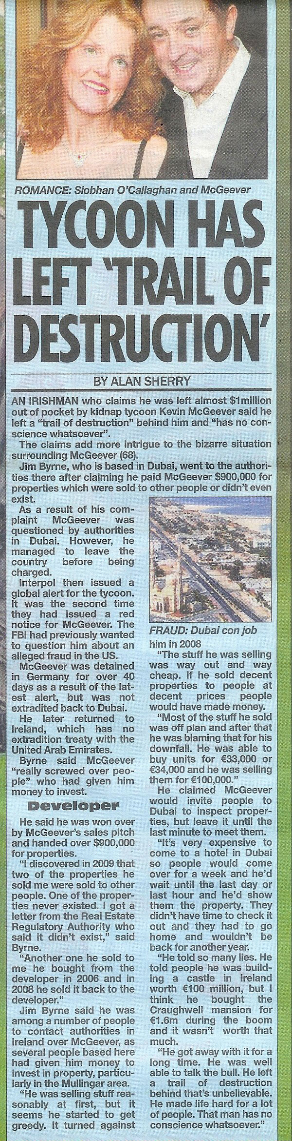 McGeever-Destruction