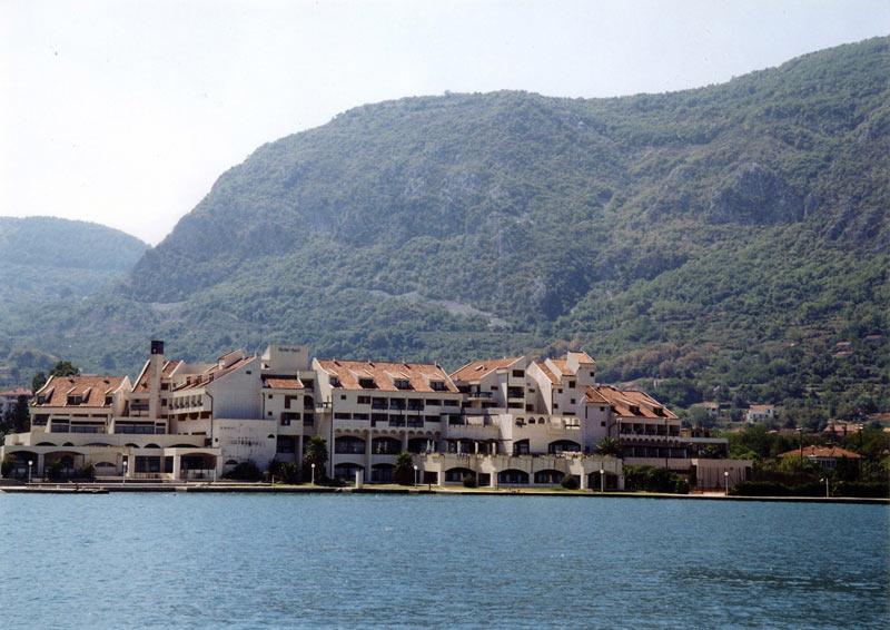 Hotel Fjord Kotor Montenegro