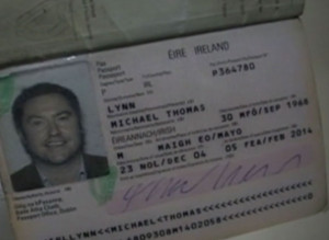 Michael Lynn Passport