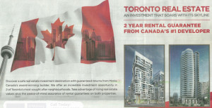 Minto Guaranteed Rental