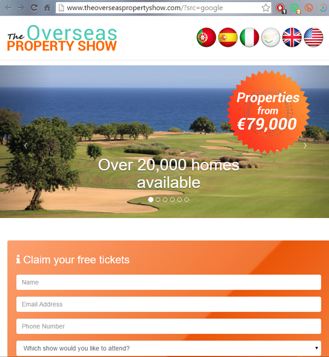 The Overseas Property Show