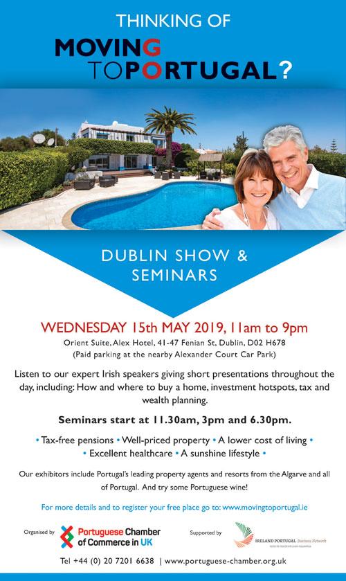 Portuguese Property Show Dublin
